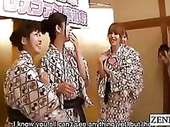 subtitled japanese lesbos acute group eating groupie cfnf enf embarrassed
