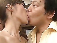 rika sugisaki chinese princess giant tit secretary bukkake group sex