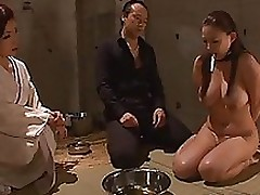 mammoth boobed japanese case plays sub damp headfuck blowjob bondage