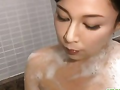 japanese milf mai itou pleases bawdy peeker asian mature shower