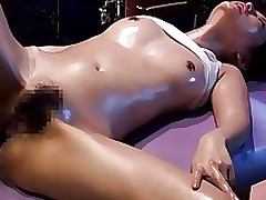 erotic oil massage luxury married 02 censored asian japanese