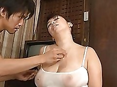 massive stacked calm chico yukari orihara screws younger penis blowjob