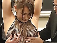 fanatical office orgy chihara nakai central point cumshot group sex