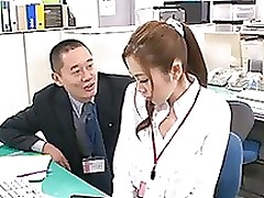 office lady hardcore orgy asami ogawa blowjob cumshot group sex