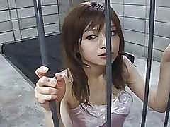 nihon uncensored prison creampie asian hairy japanese