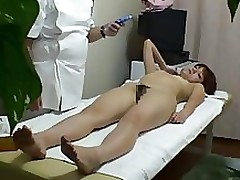therapist amateur asian fetish japanese massage voyeur
