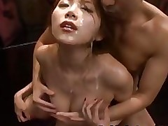 asami ogawa bawdy eastern part1 asian blowjob bukkake cumshot gangbang
