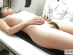 subtitled enf cmnf japanese medical pubic hair exam cfnf group
