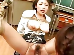 japanese bitch fist insertion top slaver asian fetish fisting lesbian