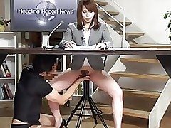japanese newscaster asian blowjobs group sex