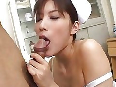 sexually excited nurse riko tachibana enormous facefucking ball cream blow