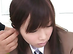 rico yamaguchi awesome chinese schoolgirl fisting tits lingerie