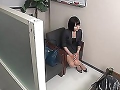 small japanese office chicito shows complete percussion skills hardcore milf
