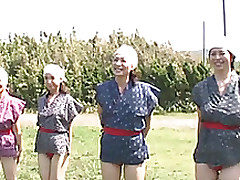 japanese darlings fun brutal fuck session group fucking action cumshot