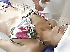 mother fuck cutie bonked spa cireman asian japanese massage