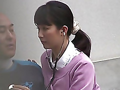 japanese hottie untamed nurse outdoors blowjob creampie hardcore outdoor voyeur