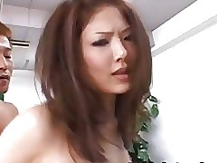 aya matsuki excited oriental beauty enjoys fucking action part1 asian
