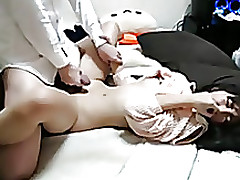 passionate eastern double having shagg peeker sexy stockings horny asian