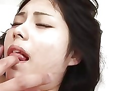 japanese interviewer asian hairy