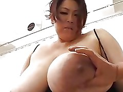 japan bbw giant love bubbles breasty overweight oriental asian pointer