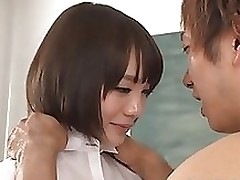 airi suzumura eastern advisor receives later school banging singular blowjob
