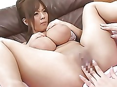japan huge zeppelins milk cans rounded woman asian boobs strapon