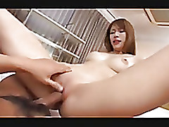 beautiful rounded japanese milf bawdy cleft creampied cunt busty