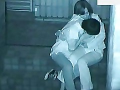 street night love amateur asian japanese outdoor public reality voyeur