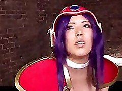 dragon quest iii cosplay femal soldier