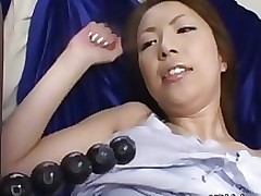 tomoe hinatsu sexually charged part4 amateur asian bukkake gangbang group