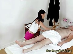 jerking off massage