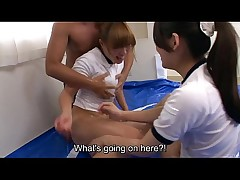 teen oil uniform stripping fetish strip japanese bizarre weird amateurs