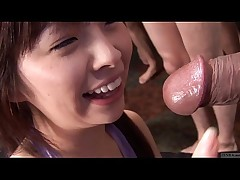 blowjob uniform group asian blowjobs party fetish oral japanese bizarre