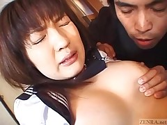 teen food threesome schoolgirl uniform group student asian fetish japanese