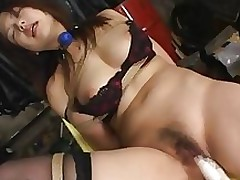 tied gagged infirm asian bdsm fetish japanese toys